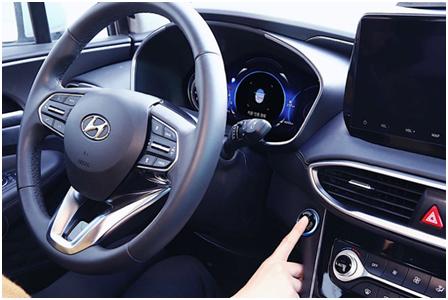 三月底,比车钥匙安全5倍的指纹解锁量产车就要面世!