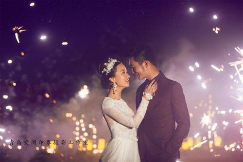 青岛旅拍婚纱照前多少钱【爱阁印象】青岛口碑好的婚纱摄影哪家好
