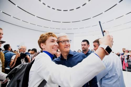 """有后招 5G之战苹果将""""扳回一局""""?"""