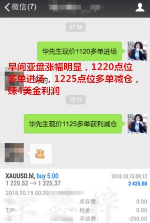 晏梓论金:徐晏梓10.15恐怖数据降临黄金最新策略